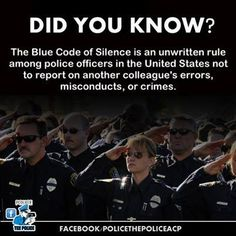 Police Actions