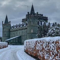 At Inveraray Castle. Inveraray Castle, Loch Fyne, Scotland Travel, Scotland Trip, Medieval, City Hunter, Scottish Castles, Fairytale Castle, Fantasy Setting