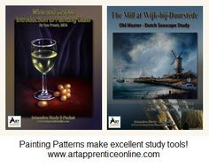 Painting Patterns are Great Study Tools Online Art Classes, Great Paintings, Old Master, Learn To Paint, Painting Patterns, Art Blog, Art Forms, Design Elements, Folk Art