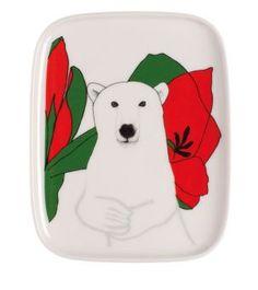 Mug and plate Marimekko NANUK