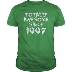 TOTALLY AWESOME 1997 #1997 #tshirts #birthday #gift #ideas #Popular #Everything #Videos #Shop #Animals #pets #Architecture #Art #Cars #motorcycles #Celebrities #DIY #crafts #Design #Education #Entertainment #Food #drink #Gardening #Geek #Hair #beauty #Health #fitness #History #Holidays #events #Home decor #Humor #Illustrations #posters #Kids #parenting #Men #Outdoors #Photography #Products #Quotes #Science #nature #Sports #Tattoos #Technology #Travel #Weddings #Women