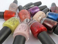 TREND/ O.P.I'S NYA HETA KOLLEKTION VÄRMER DINA NAGLAR I HÖST! Opi, Nail Manicure, Manicures, Nail Polish, Fashion Hub, Beauty Junkie, Pretty People, Swatch, Vibrant Colors