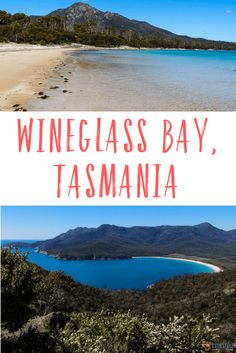 All Alone on Famous Wineglass Bay in Freycinet National Park Wineglass Bay in Freycinet National Park is one of Tasmania's iconic destinations. Take an early morning walk there like us and have it all to yourself! Tasmania Road Trip, Tasmania Travel, Best Beaches To Visit, Cool Places To Visit, Visit Australia, Australia Travel, Moon Hotel, Parks Canada, New Zealand Travel