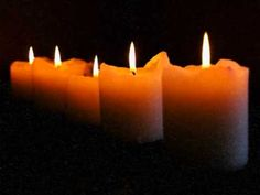 Candles in Buddhism