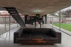 Gallery of Un Patio House / Polidura + Talhouk Arquitectos - 5