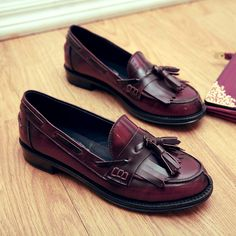 21ca600b8b6c Image result for womens tassel boat shoes