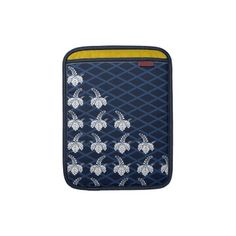 "Traditional Japanese Crest ""Kiri"" iPad Sleeve by Kazashiya"