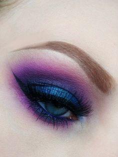 blue eyes makeup 2014 (3)
