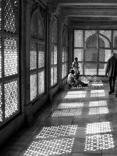 Tomb of Salim Chishti  Fatehpur Sikri, India