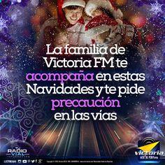 Buenos días amigos de #TuRadioVialInformativa... continuamos trabajando para ti... que estás en las vías, porque eres nuestra razón de ser. Felices días de #Navidad.