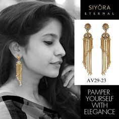 The picture says it all !  #Siyora #Jewellery #jewelry #onlineshopping #onlinestore #onlinejewellery #mumbai #indian #fashion #fashion #fashionista #fashionjewelry #fashionearrings #gold #designer #danglers #Jhumka #traditional #bollywoodfashion #wedding #contemporary #statementjewelry #December #xmas #accessories #fashionaccessories