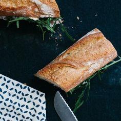 #Prosciutto Sandwich with Arugula and White Truffle 15 Amazing Prosciutto #Sandwich #Recipes   All Yummy Recipes