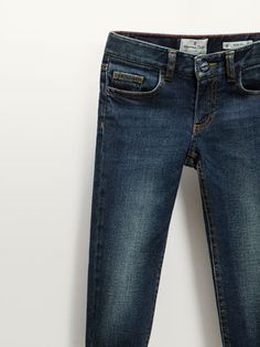 DIRTY-LOOK JEANS - Trousers and Denim - BOYS & GIRLS - Spain