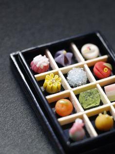 "collectorandco: ""wagashi"": Japanese handmade sweets"