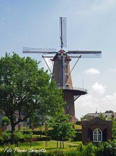 Molens in Nederland: Ravenstein, molen Nijverheid