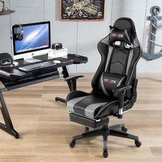 #top #Top10 #topten #gaming #gamingcommunity #GamingLife #chair #FAQ #reviews #games #gamingchair Traditional Office Chairs, Pc Gaming Chair, Buy Chair, Take A Nap, Cool Chairs, Grey And White, Games, Top, Home Decor