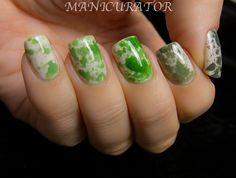 Manicurator: Abstract Nail Art Challenge - Combo