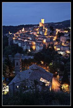 Arcidosso, Toscana