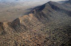 Kabuls Not So Glamorous Hills