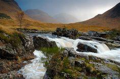 Glen Etive - Glen Etive, Highland