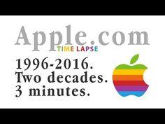 Apple, il sito apple.com compie 20 anni: guardiamo la sua evoluzione in un video di pochi minuti  #follower #daynews - http://www.keyforweb.it/131665-2/