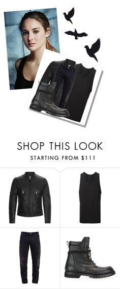 """Gender bender#3: tris prior"" by mymusicrocks ❤ liked on Polyvore featuring Sandro, Alexander Wang, Snake & Dagger, Rick Owens, men's fashion and menswear"