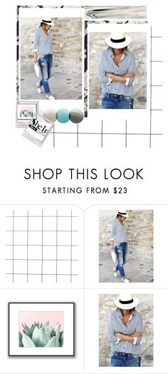 """""""nice%chuentic"""" by senc-1 ❤ liked on Polyvore featuring WithChic and Rebecca Taylor"""