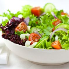 Different Kinds Of Salad Recipes is One Of Beloved Salad Of Many People Across the World. Besides Simple to Produce and Good Taste, This Different Kinds Of Salad Recipes Also Health Indeed. Paleo Recipes Easy, Easy Salad Recipes, Easy Salads, Healthy Salads, Raw Food Recipes, Diet Recipes, Potassium Rich Foods, Paleolithic Diet, Heart Healthy Diet