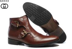 Image detail for -Gucci Mens Boots 2012