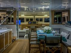 Charter Sailing Catamaran - OCEAN VIEW - Gallery - Sunreef Charter