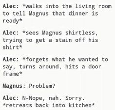 Shadowhunters Series, Shadowhunters The Mortal Instruments, Shadowhunter Quotes, Immortal Instruments, Magnus And Alec, Harry Potter, Cassandra Clare Books, Clace, The Dark Artifices