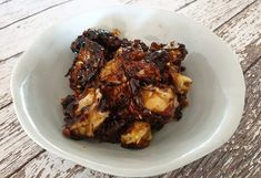 "Iteration 1 - battered eggplant with simmered sauceYu Xiang means ""fish-fragrant"" in Mandar Malaysian Recipes, Malaysian Food, Vegan Sauces, Vegan Dishes, Vegan Eggplant Recipes, What's Called, Crispy Eggplant, Indonesian Food, Fish Dishes"