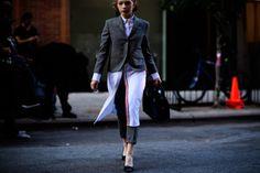 After Thom Browne   New York City via Le 21ème