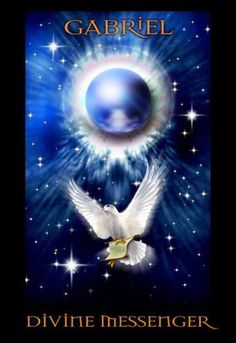 Archangel Gabriel is called the messenger of God; he bring us inspiration and clear messages to help us understand things in our life, make change and he can also assist us with transition. Love & Light, Journey Angels — with Kristena Woodard Sullivan.