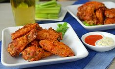 Nibble Me This: Fried Smoked Chicken Wings