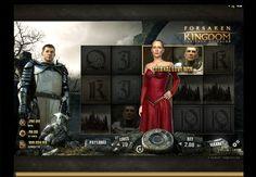 Hrací automaty Forsaken Kingdom zdarma - Na hracím automatu Forsaken Kingdom zdarma se přenesete do doby krále Artuše a jeho rytířů hledat dobrodružství v podobě výher, které na Vás netrpělivě čekají. #HraciAutomaty #VyherniAutomaty #Jackpot #Vyhra #Forsaken #Kingdom