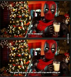 Just Deadpool being Deadpool - 9GAG