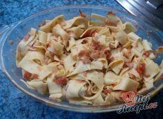 Minipizzy - 13 ks z jedné dávky) Pasta Noodles, Bon Appetit, Pasta Salad, Potato Salad, Cabbage, Food And Drink, Vegetables, Cooking, Health