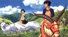 Principessa Mononoke: al cinema dal 5 al 8 Maggio con un nuovo doppiaggio
