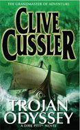 Anything by Clive Cussler is worth reading, but the Dirk Pitt Adventures are my favorites!