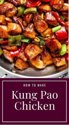 Whole 30 Chicken Recipes, Paleo Chicken Recipes, Spicy Recipes, Asian Recipes, Cooking Recipes, Healthy Recipes, Ethnic Recipes, Delicious Recipes, Yummy Food