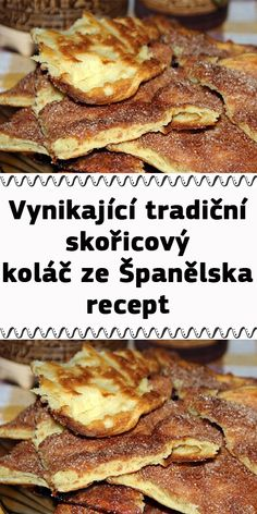 Czech Recipes, Banana Bread, French Toast, Food And Drink, Sweets, Breakfast, Desserts, Kitchen, Recipies