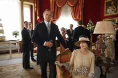 Downton Abbey series 5 episode 8: first look at the series 5 finale