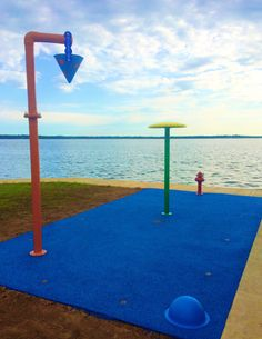 This Swimming Pool Club Had Us Install This Splash Pad