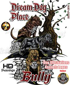 Dream Dog Place Bully