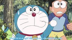 Hoat hinh Doraemon Vietsub Suneo khổng lồ & Cuộc thi vua ngủ