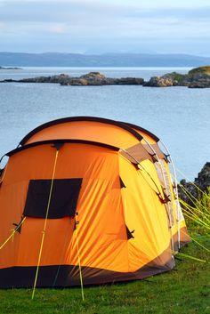 The 5 Best Beach Camping Spots in America