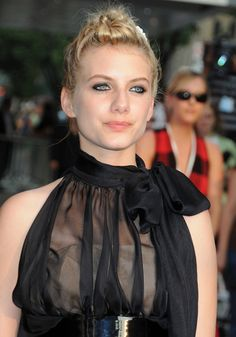 Mélanie Laurent en 2009 à New York