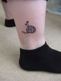 Knitting tattoo?