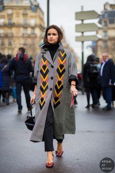 Rue Miroslava Duma Mira Douma Street Style Fashion Streetsnaps par STYLEDUMONDE Street Style Fashion Photography